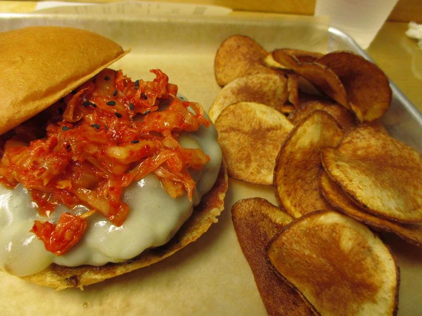 Ssam Burger, AtlantaGA