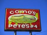 Como's Pete's No. 4, GreenvilleSC