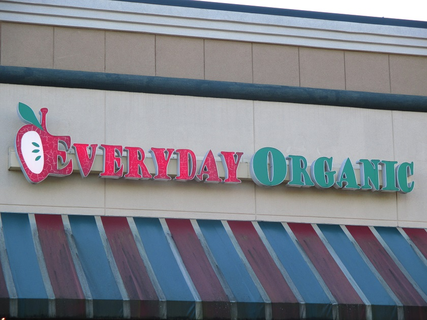 Everyday Organic, Greenville SC (CLOSED)