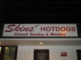 Skins Hot Dogs, Anderson SC