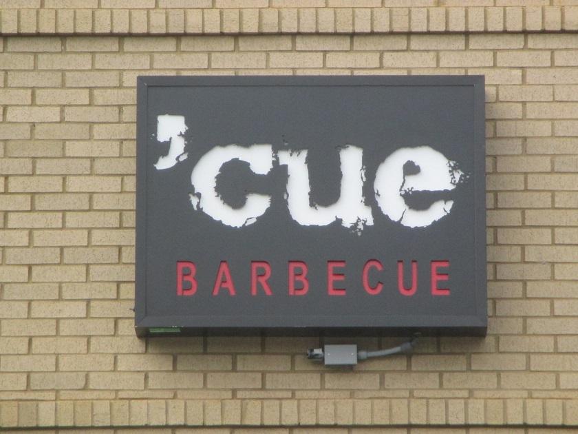 'cue Barbecue, MiltonGA
