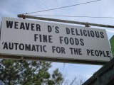 Weaver D's Delicious Fine Foods, Athens GA (take two)