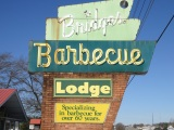 Red Bridges Barbecue Lodge, Shelby NC
