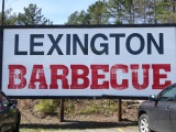 Lexington Barbecue, Lexington NC
