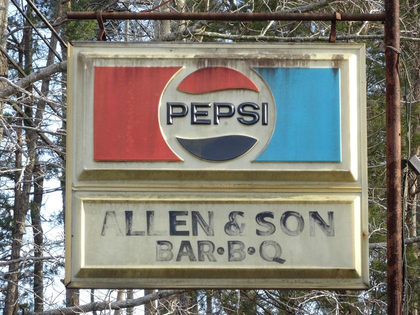 Allen & Son Barbeque, Chapel HillNC