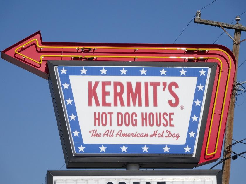 Kermit's Hot Dog House, Winston-SalemNC