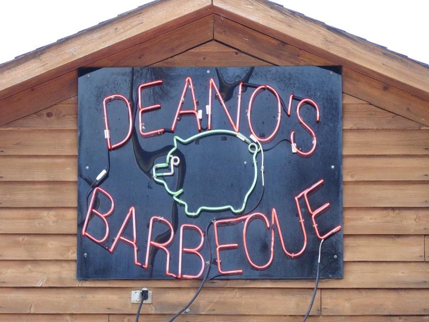 Deano's Barbecue, MocksvilleNC