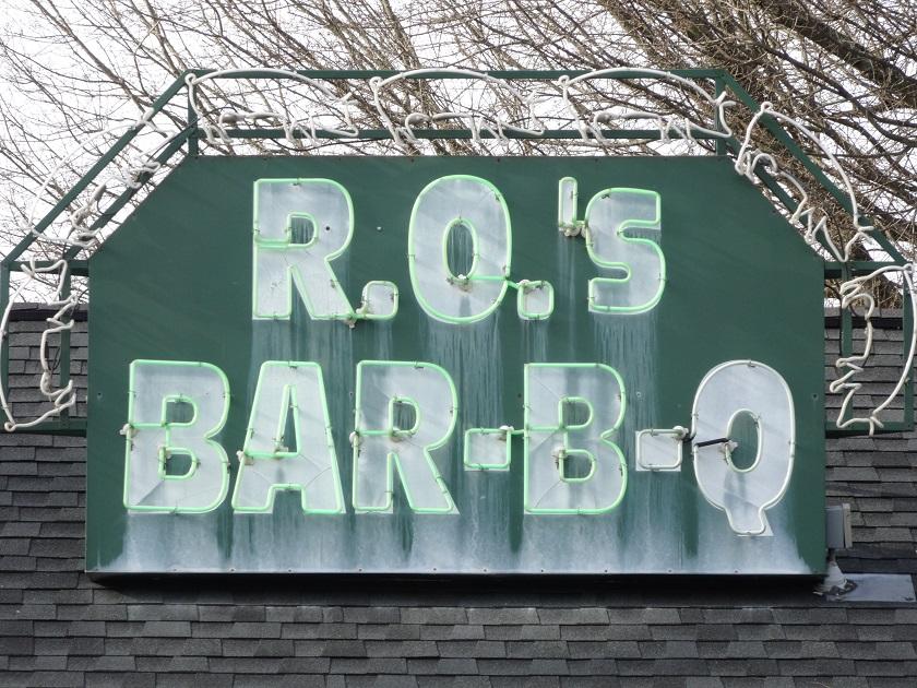 R.O.'s Bar-B-Q, GastoniaNC