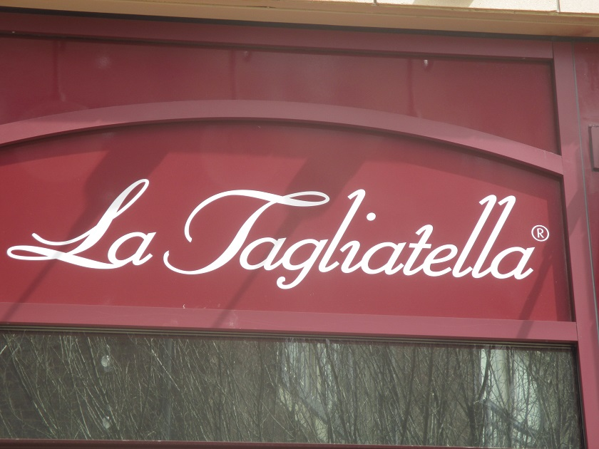 La Tagliatella, Atlanta GA (CLOSED)