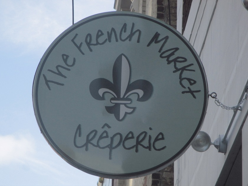 The French Market Crêperie, Knoxville TN (take two)