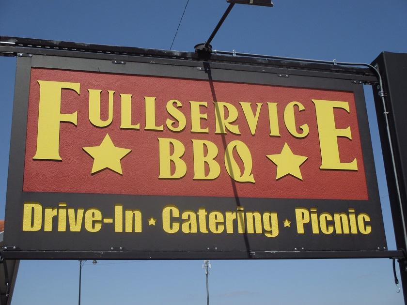 Full Service BBQ, MaryvilleTN