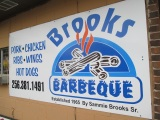 Brooks Barbeque, Muscle Shoals AL (taketwo)