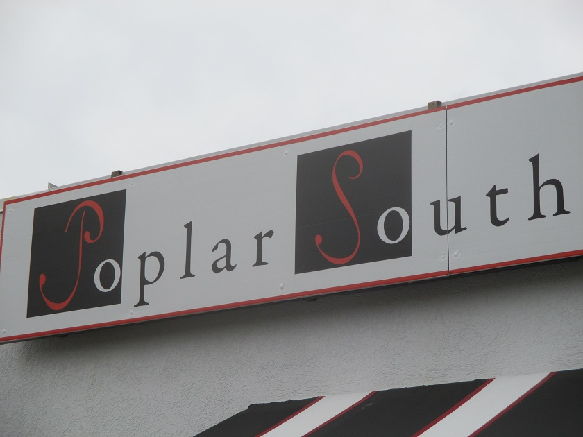 Poplar South Deli & Grille, Florence AL (CLOSED)