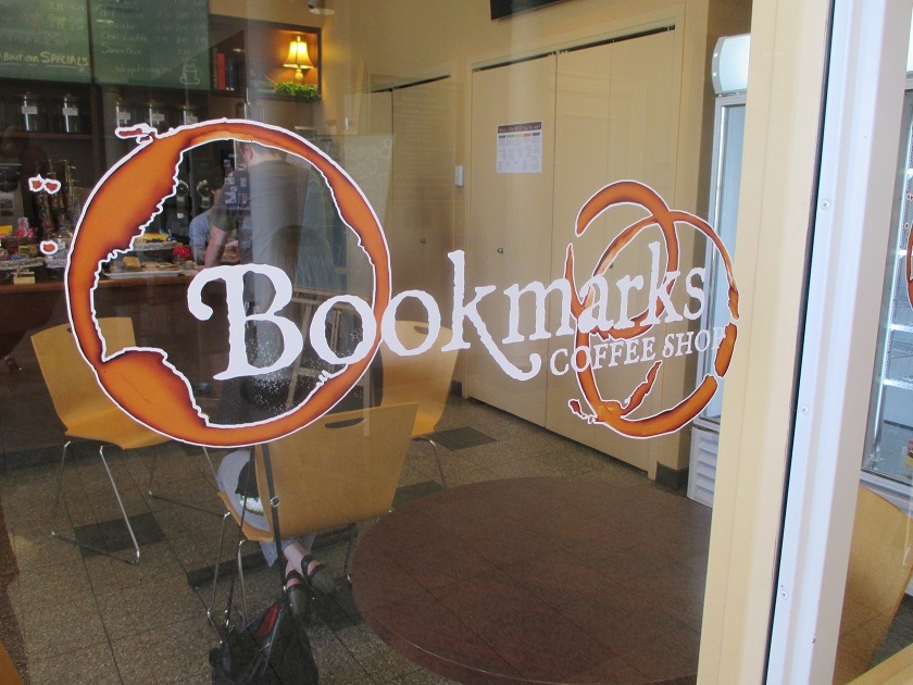 Bookmarks Coffee Shop, Florence AL