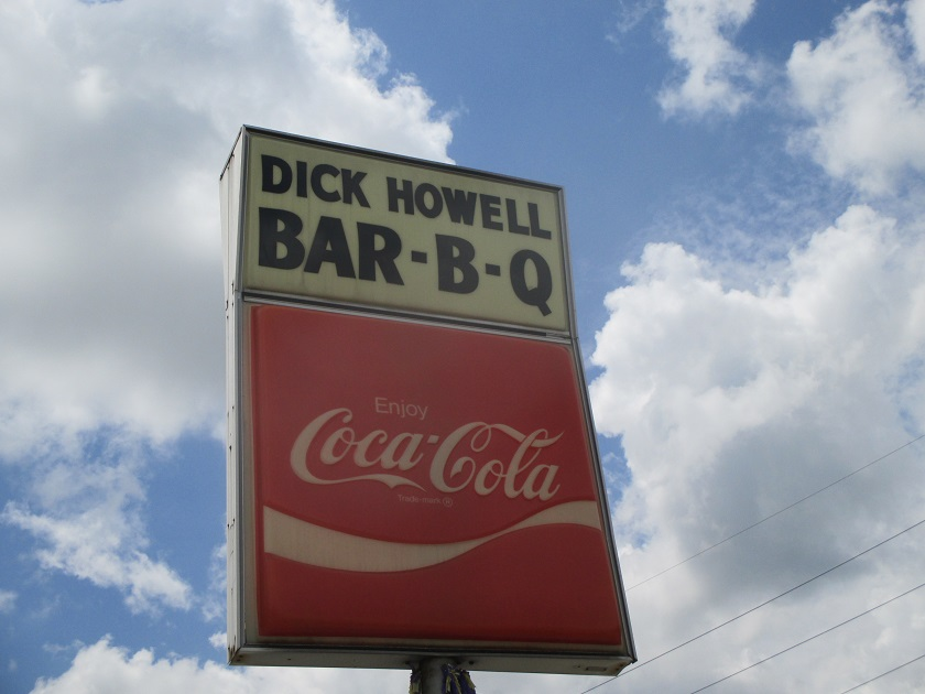 Dick Howell Bar-B-Q, Florence AL