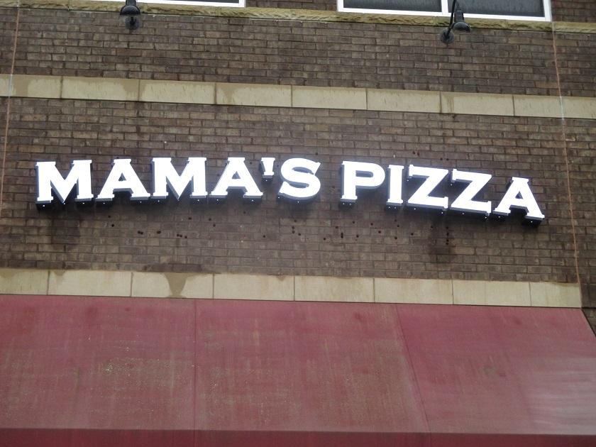 Mama's Pizza, AlpharettaGA