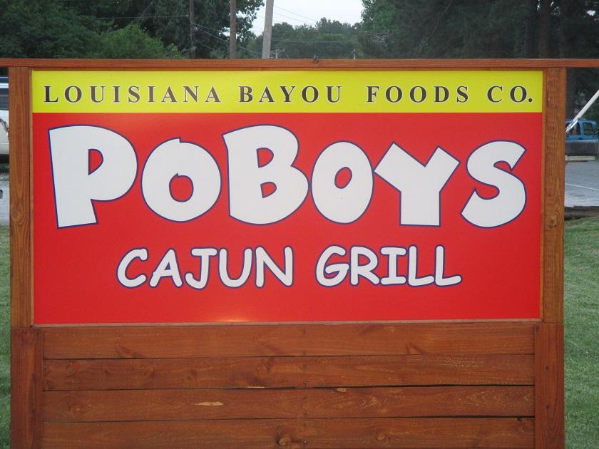 PoBoys Cajun Grill, FlorenceAL