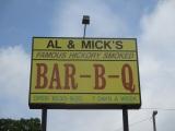 Al & Mick's Bar-B-Q, SneadAL