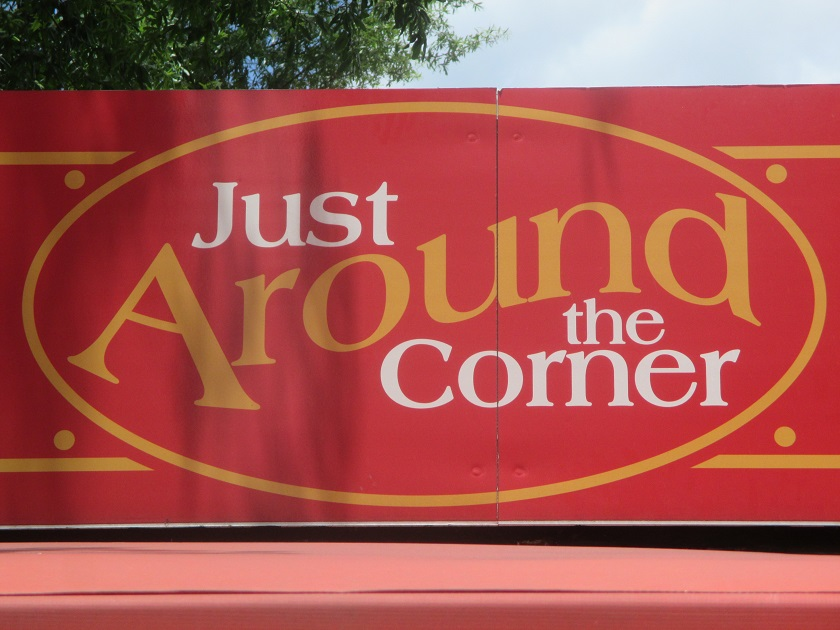 Just Around the Corner, Atlanta GA (taketwo)