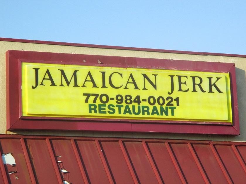Jamaican Jerk, MariettaGA