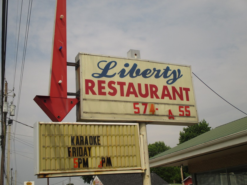 Liberty Restaurant, Scottsboro AL