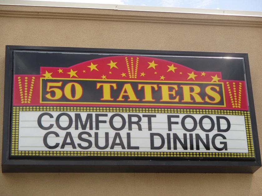 50 Taters, ScottsboroAL