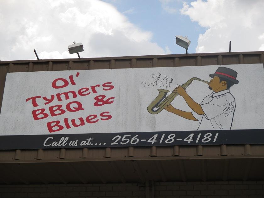 Ol' Tymer's BBQ & Blues, Fort PayneAL