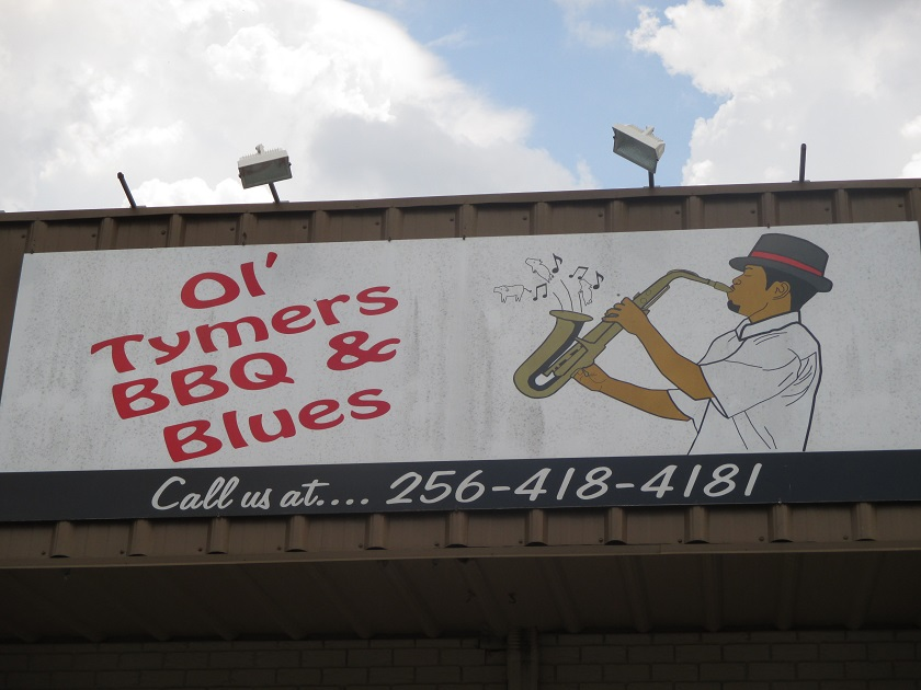 Ol' Tymer's BBQ & Blues, Fort Payne AL