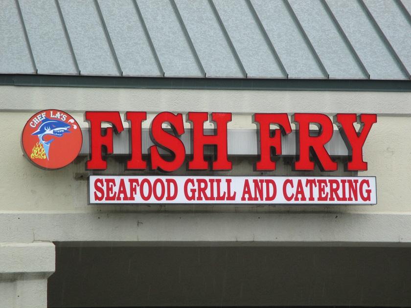 Chef La's Fish Fry, SmyrnaGA