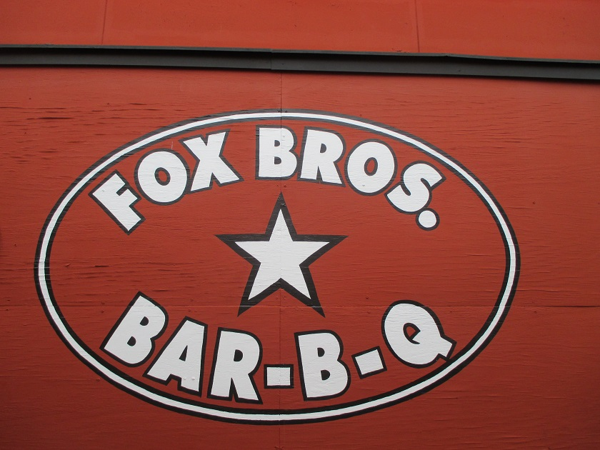 Fox Brothers Bar-B-Q, Atlanta GA (take two)
