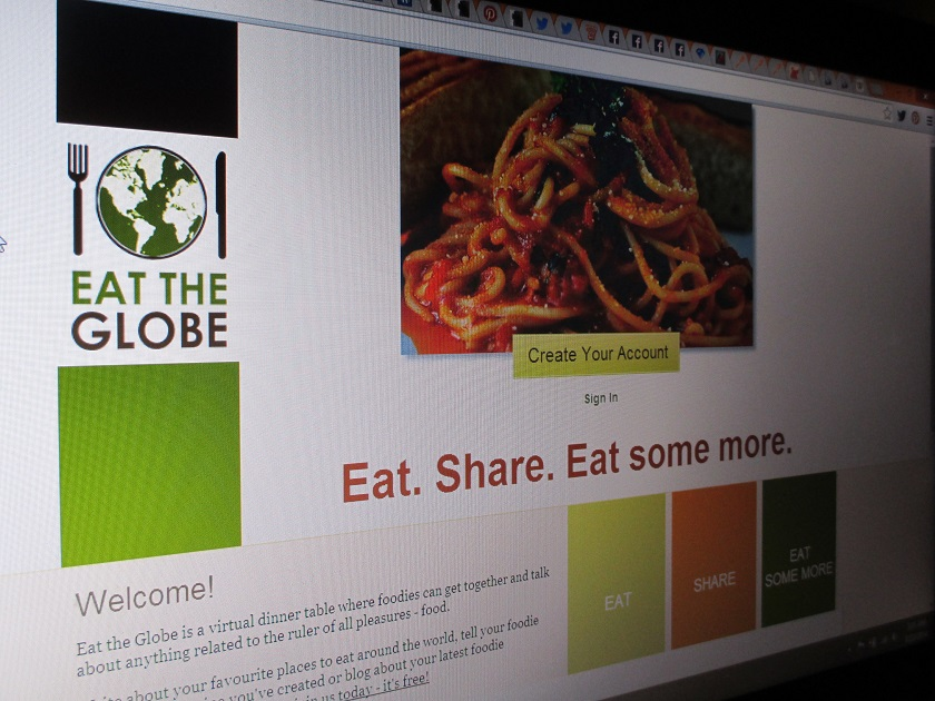 Introducing Eat theGlobe