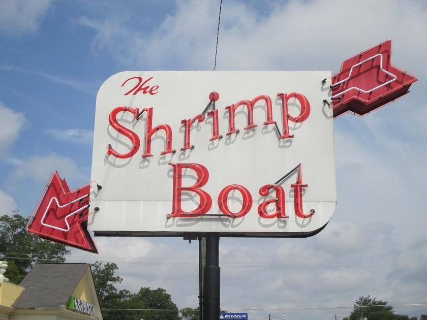 The Shrimp Boat, RomeGA
