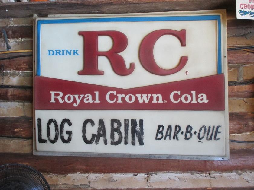 Log Cabin Smokehouse Bar-B-Que, RomeGA