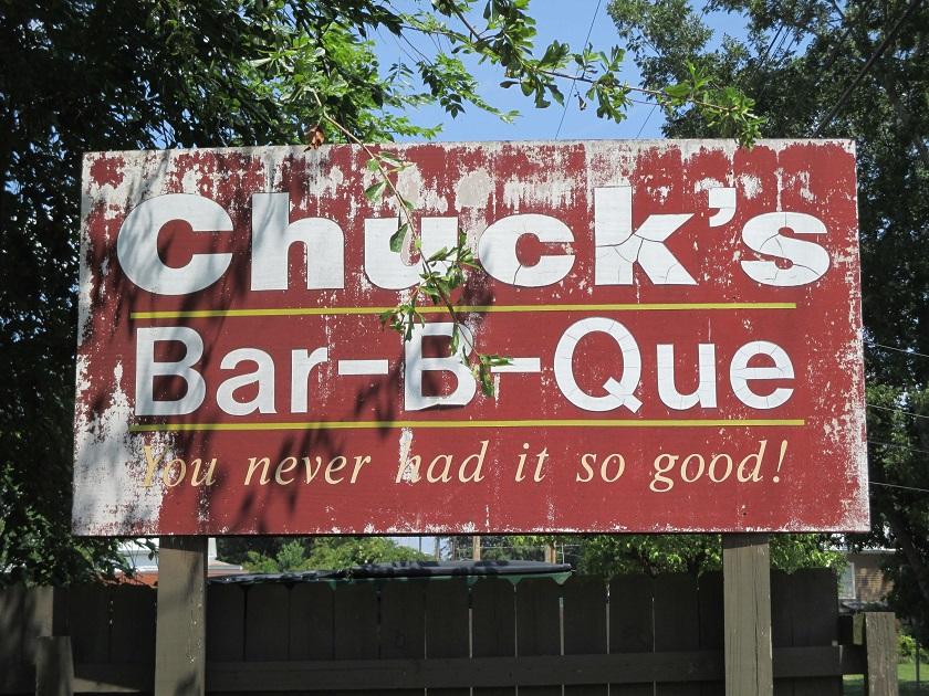 Chuck's Bar-B-Que, OpelikaAL