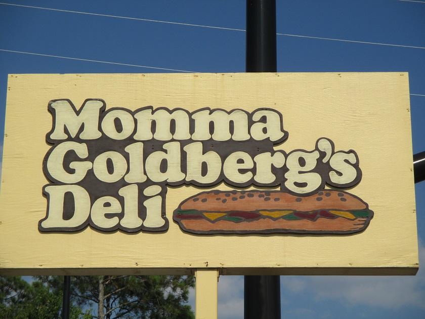 Momma Goldberg's Deli, AuburnAL