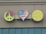 Peace, Love and Pizza, MariettaGA