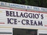 Bellaggio's Ice Cream, Doraville GA