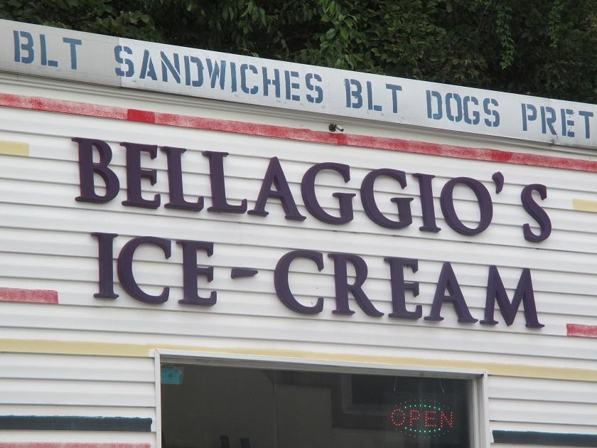 Bellaggio's Ice Cream, DoravilleGA