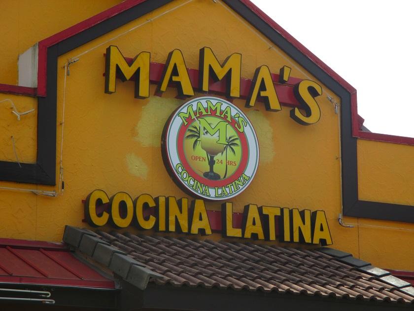 Mama's Cocina Latina, AtlantaGA