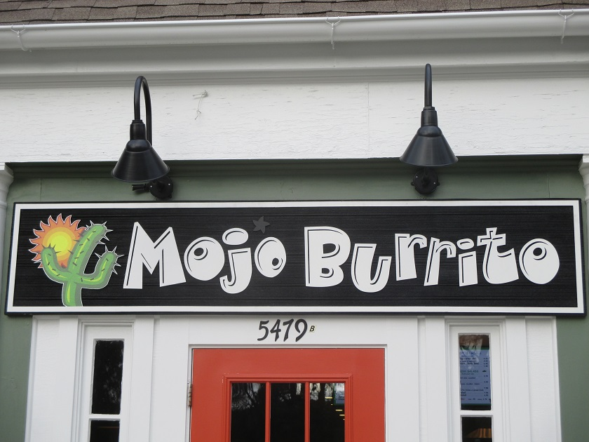 Mojo Burrito, Dunwoody GA (CLOSED)
