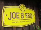 Joe's BBQ, Blue Ridge GA
