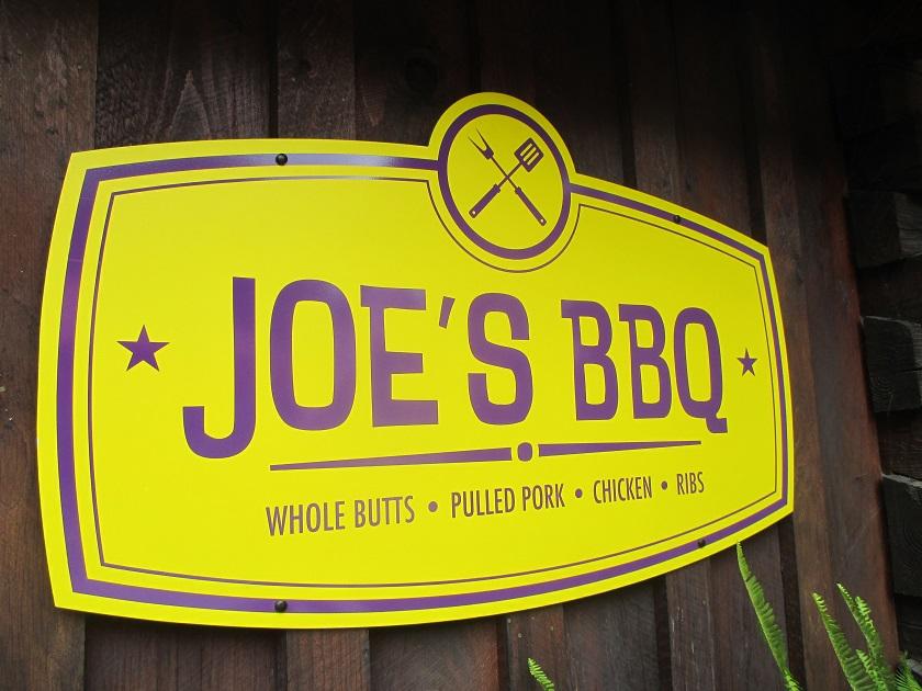 Joe's BBQ, Blue RidgeGA