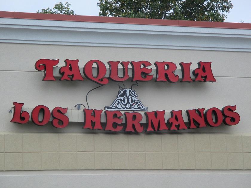 Taqueria Los Hermanos, LilburnGA