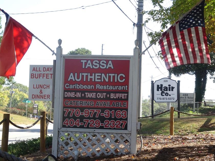 Tassa Roti Shop, MariettaGA