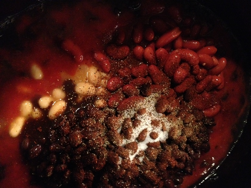 Marie's Go-To Chili
