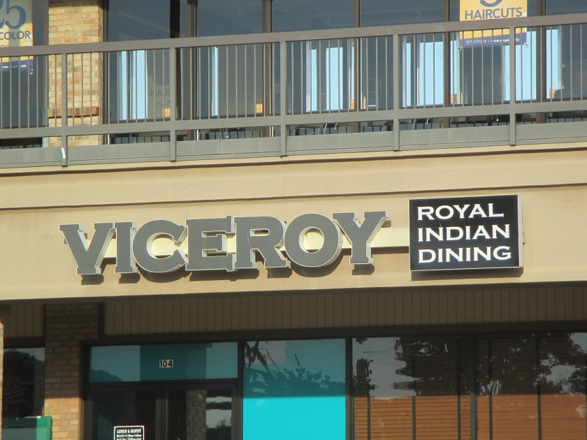 Viceroy Royal Indian Dining, Dunwoody GA