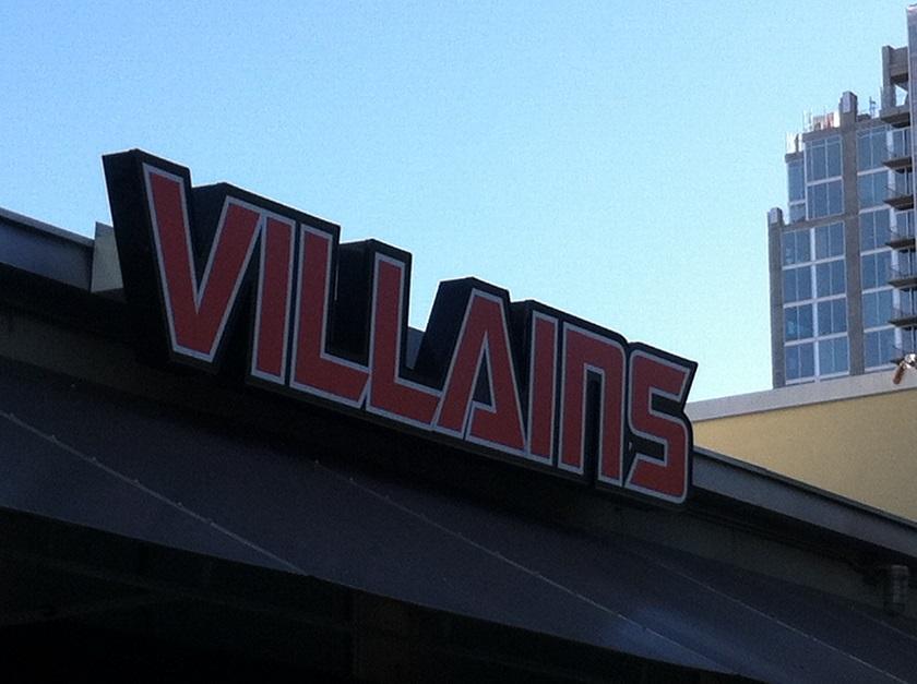 Villains, Atlanta GA (take two)(CLOSED)