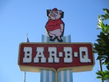 Maurice's Piggie Park Barbecue, West Columbia SC