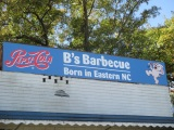 B's Barbecue, Greenville NC