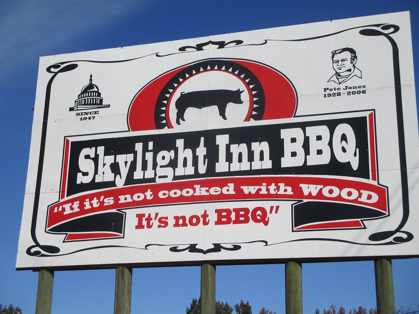 Chapter 1100: Skylight Inn BBQ, Ayden NC